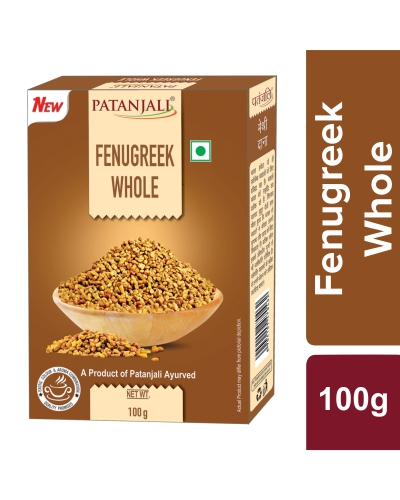 Patanjali Fenugreek Whole