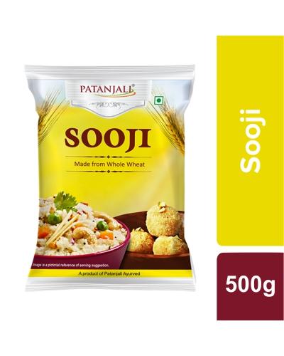 Patanjali Sooji