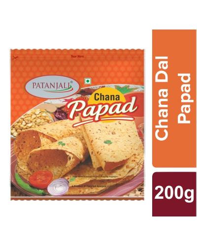 Patanjali Chana Dal Papad