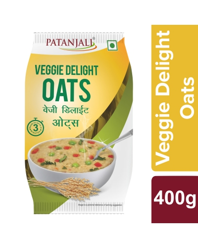 VEGGIE DELIGHT OATS