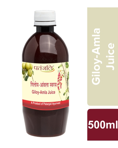 Patanjali Giloy Amla Juice