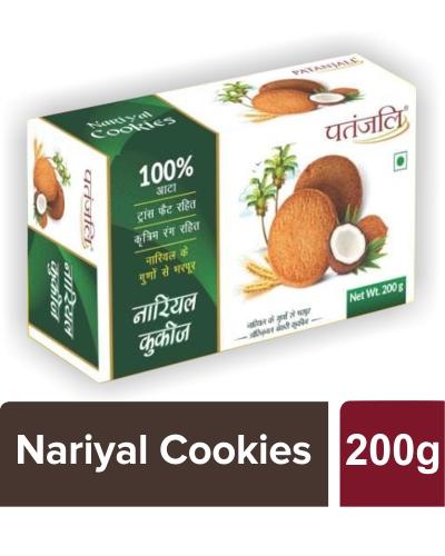 Patanjali Nariyal Cookies
