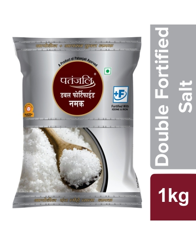Patanjali Double Fortified Iron Salt
