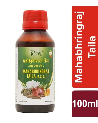 Mahabhringraj Taila