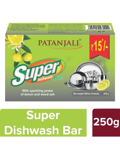 Patanjali Super Dish Wash Bar