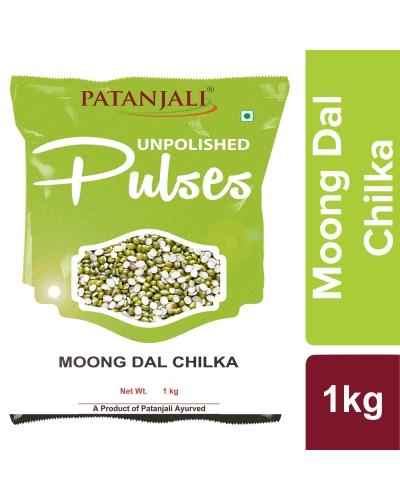Patanjali Unpolished Moong Dal Chilka