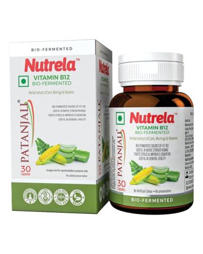 Patanjali Nutrela Vit B12 Natural