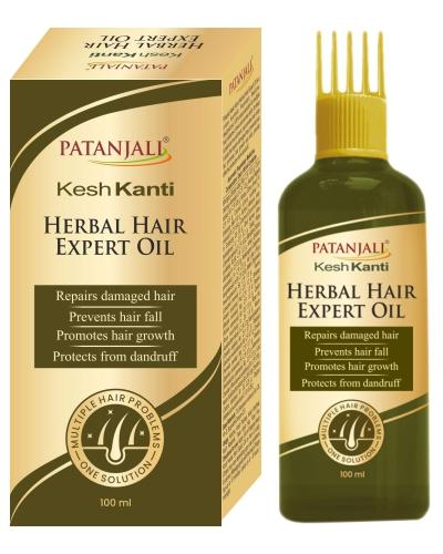 Patanjali Kesh Kanti Herbal Hair Expert Oil