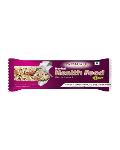 Patanjali Herbal Health Food Bar
