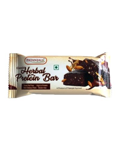 Patanjali Herbal Classic Protein Bar