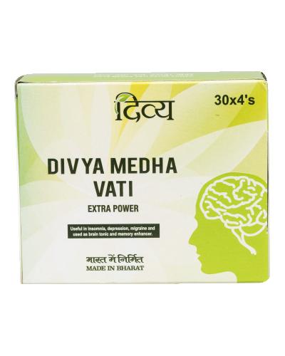 DIVYA MEDHA VATI-EXTRA POWER