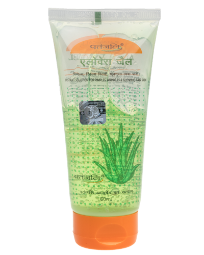 SAUNDARYA ALOEVERA GEL KESAR CHANDAN  60ML
