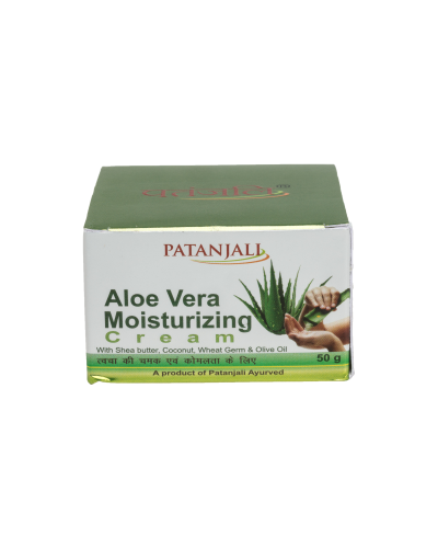 ALOEVERA MOISTURIZING CREAM