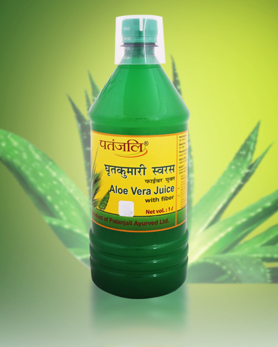 ALOE VERA JUICE WITH ORANGE FLAVOUR (L)