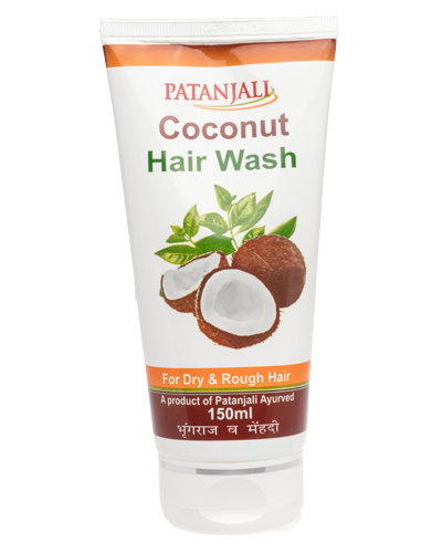 COCONUT HAIR WASH