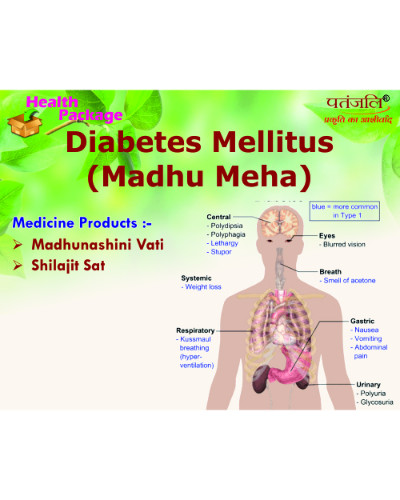 Diabetes Mellitus (Madhumeha) Store- Buy Diabetes Mellitus