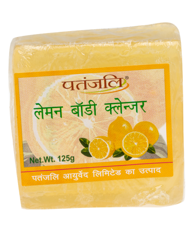 LEMON BODY CLEANSER
