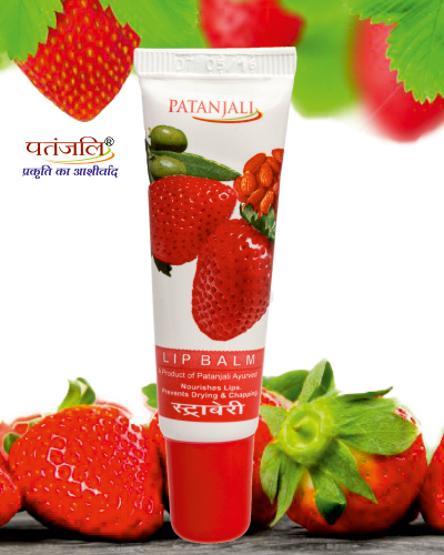 LIP BALM STRAWBERRY