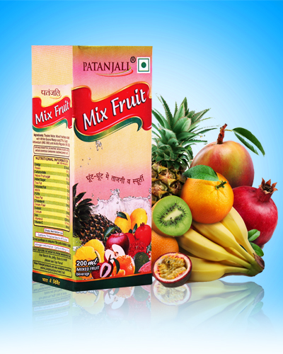 PATANJALI MIX FRUIT JUICE (L)