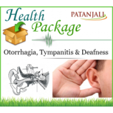 OTORRHAGIA, TYMPANITIS AND DEAFNESS