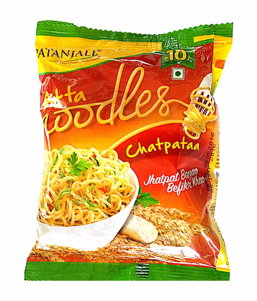 ATTA NOODLES CHATPATA 60GM