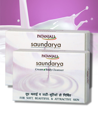 SAUNDARYA CREAM BODY CLEANSER