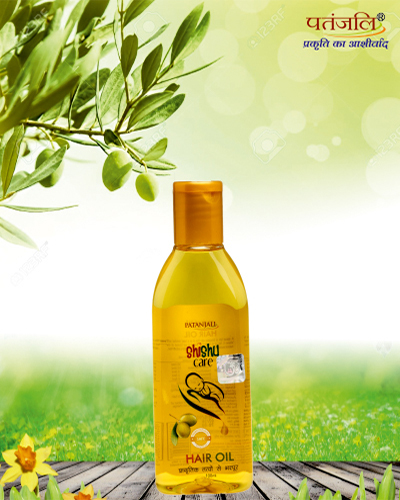 SHISHU CARE HAIR OIL 100 ML