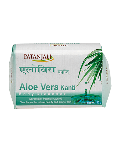 KANTI ALOEVERA BODY CLEANSER