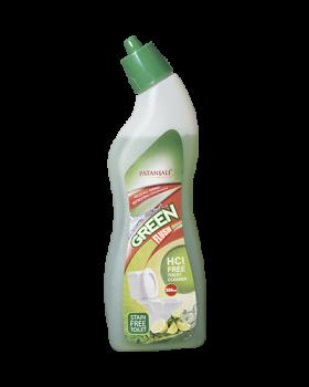Patanjali Green Flush Toilet Cleaner (HCL Free)