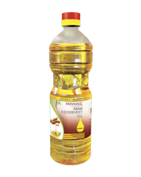 GROUNDNUT OIL 1 LTR.