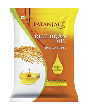 RICE BRAN OIL 1 LTR (P)