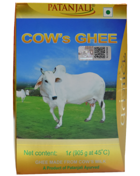 PATANJALI COW'S GHEE 1 LTR