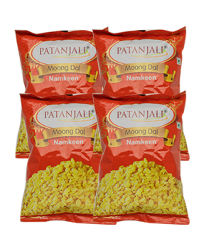MOONG DAL NAMKEEN (PACK OF 4)