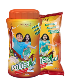 HERBAL POWER VITA PLUS REFILL PACK (200gm)