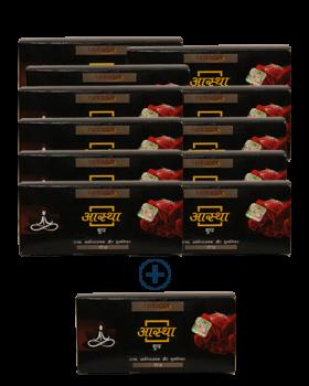 AASTHA DHOOP ROSE (Pack of 12)