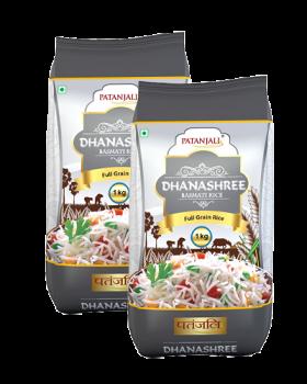 DHANASHREE BASMATI RICE (Pack of 2)