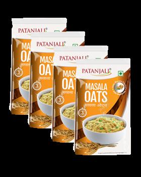 MASALA OATS 200gm  (pack of 4)