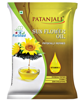 SUNFLOWER OIL (POUCH)