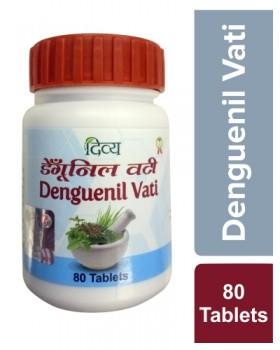 DIVYA DENGUENIL VATI - 80 Tabs