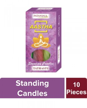 AASTHA TATHASTU STANDING CANDLE