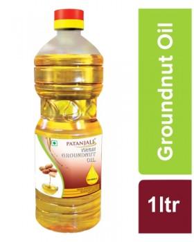 Patanjali Groundnut Oil