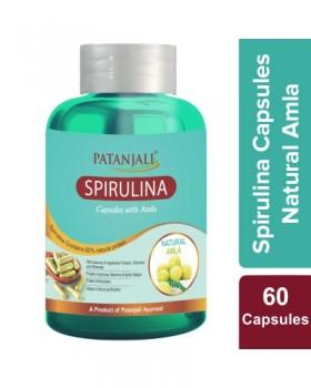 Spirulina Capsule with Amla - 60 Tabs