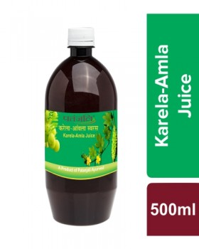 Patanjali Karela Amla Juice