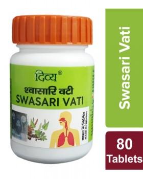 Divya Swasari Vati 80 tabs