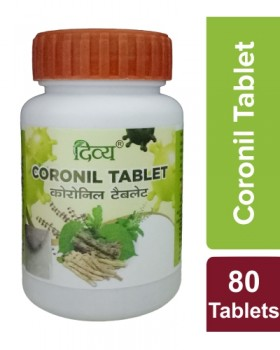 CORONIL TABLET 80 TAB