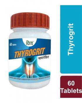 DIVYA THYROGRIT TABLET 60 N