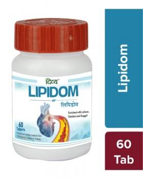 Divya Lipidom Tablet 60 N