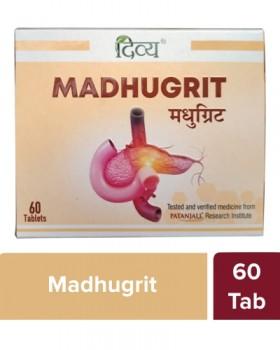 Divya Madhugrit Tablet 60 N
