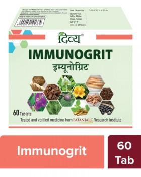 Divya Immunogrit 60 N